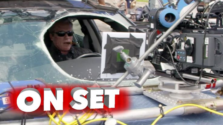 Terminator: Genisys: Full Behind the Scenes Movie Broll - Arnold Schwarzenegger