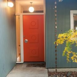 16 Best Images About Eichler Home Door Ideas On Pinterest