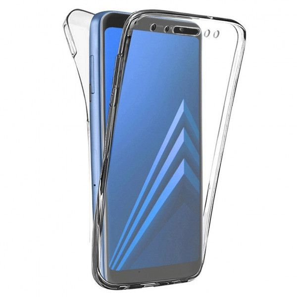 Arktispro Samsung Galaxy A6 Fullbody Case Klar Galaxis Samsung Hulle Samsung