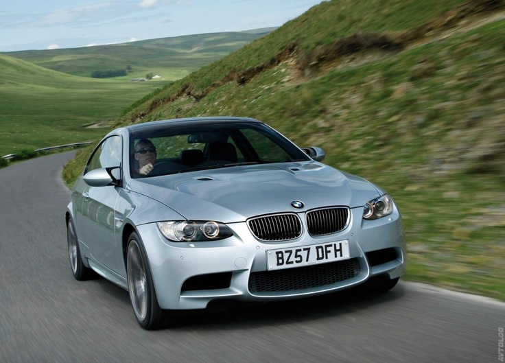 2008 BMW M3 Coupe UK Version