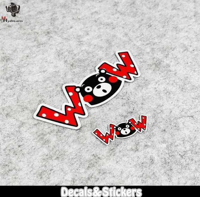 Unduh Gambar Lucu Wow Us 2 67 33 Off No Wow Ln001 Pengiriman Gratis Lucu Kartun Beruang Stiker Reflektif Stiker Decals Balap Motor Mo Gambar Lucu Lucu Gambar