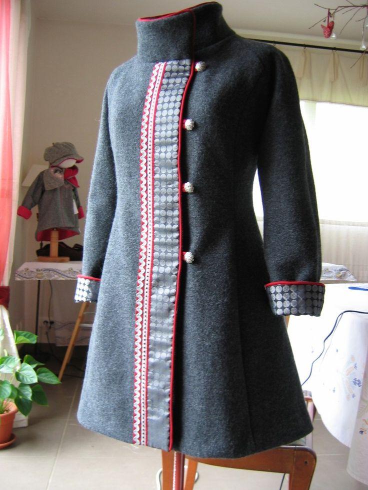 Il était un manteau à pois.... dans Vestes et manteaux img_3638