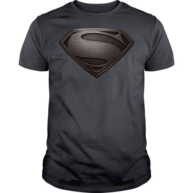 Superman Man of steel logo   Superman, The Man of Steel logo Shirt SKU: 63533736