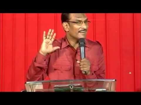 Dr.Edward William Kuntam l Telugu Christian Message  Book of Ruth l TV9 ...