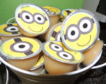 Minion Template Printable | dozen despicable me minion apples auce stickers 2 1 2 inches 7 00 ...