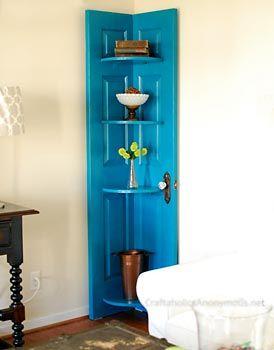 As ideias de hoje são para aquelas portas que talvez aparentem nem ter mais remédio.