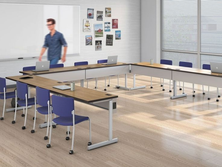 New Medley Tables And Sebastian Seating By ABCO. School FurnitureClassroom  Furniture
