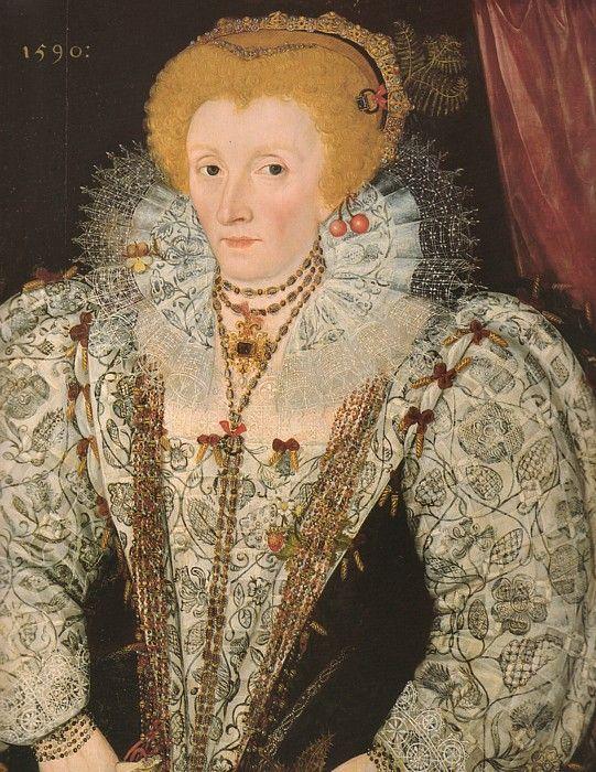 Was queen elizabeth 1 bisexual