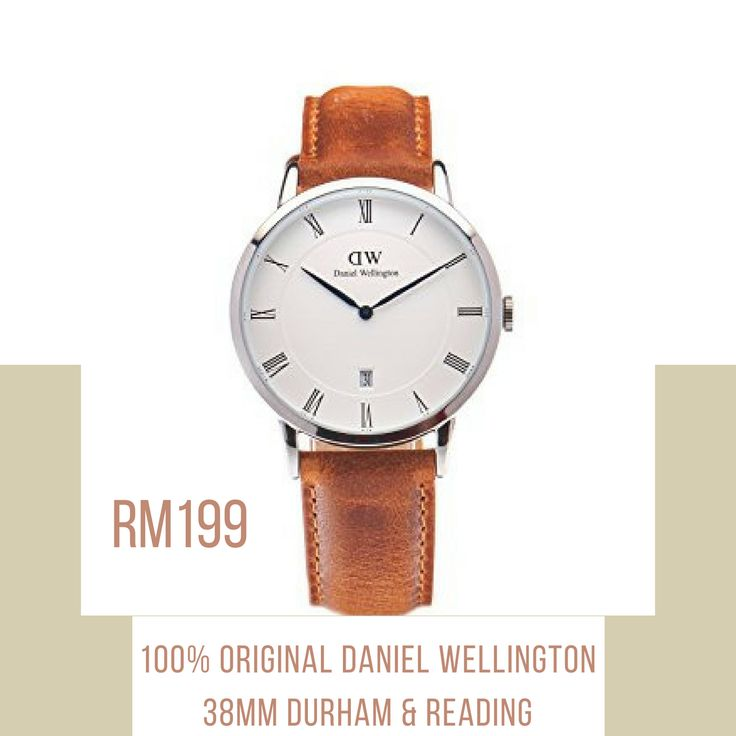 Time is precious, so that Daniel Wellington! Did you get your own Daniel Wellington watches yet?  Do visit our websites for more Daniel Wellington's promo!! #danielwellington #businessonline #originaldw #appasia #shoppingonlinemadeeasy #onlineshopping #danielwellingtonwatches