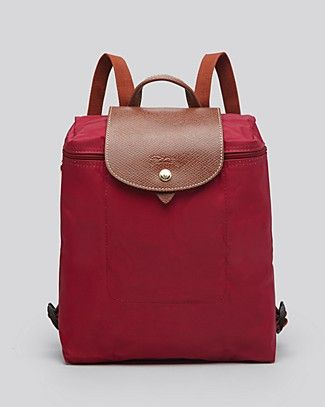 $125 Longchamp Backpack - Le Pliage   Bloomingdale's