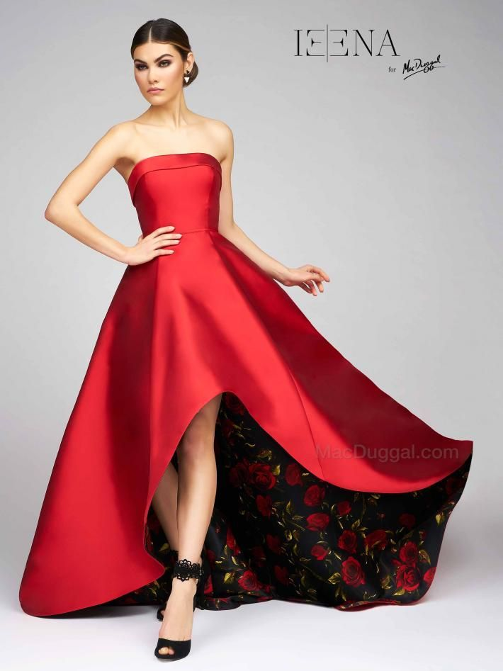 Red dresses for women cocktail elegant