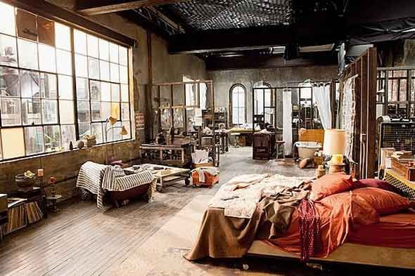 Love & Other Drugs - Anne's apartment. I WANT TO LIVE HERE