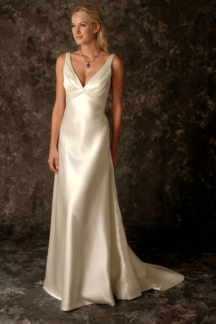 109 best wedding images on pinterest wedding dressses debenhams judy a sophisticated bias cut empire line wedding gown designed to show off curves the pleated bodice has a v neckline that is mirrored in the back ombrellifo Gallery