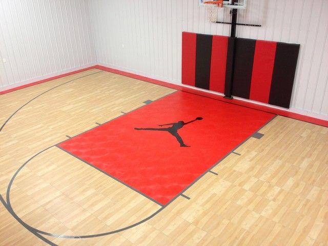 Best 25 backyard basketball court ideas on pinterest for Basketball court cost