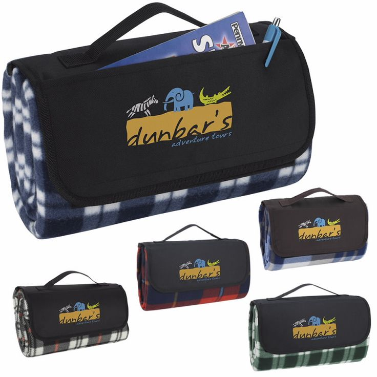 GoodValue® Roll Up Picnic Blanket