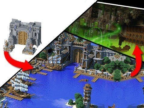 YouTube Kingdoms of Greymane by JERACRAFT