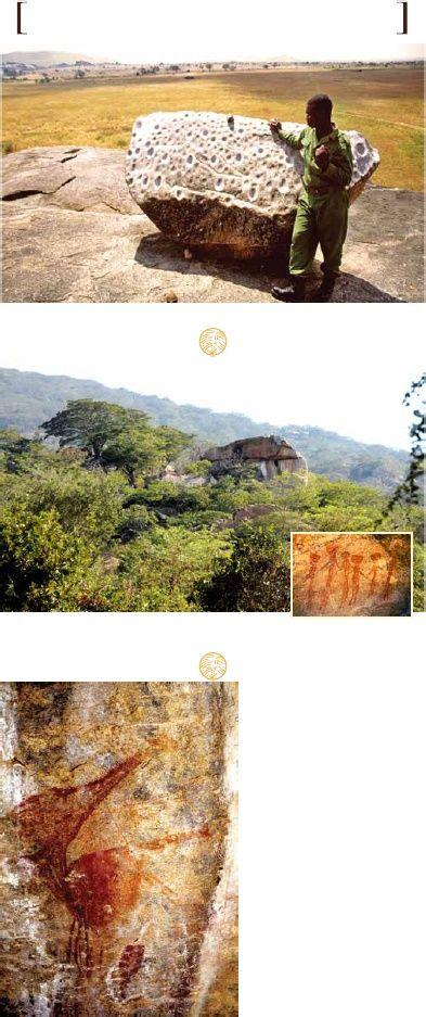 Rock Art of Kondoa Irangi - Dozens of caves with rock paintings near #Dodoma