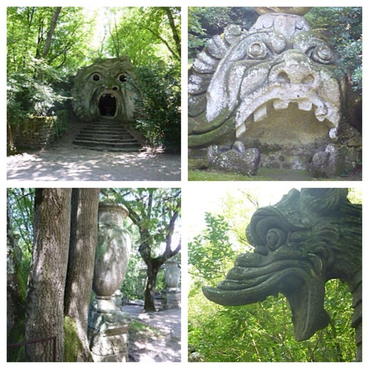 A visit to the Monster Gardens!!!!!!