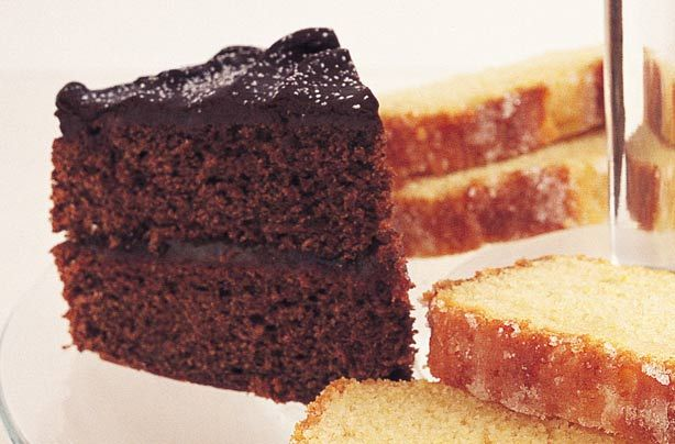 Try Mary Berry's chocolate cake recipe for a delicious and moist chocolate sponge cake with creamy chocolate icing