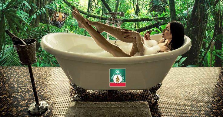 Alakítsd át fürdőszobád az élvezet oázisává!Nem kell hozzá más, mint illóolaj, egy kis méz vagy tej, argán bőrápoló olaj, puha szivacs, egy csésze langyos tea esetleg egy pohár pezsgő, romantikus halk zene, lágy
