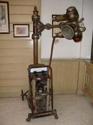 Antique X-Ray Machine