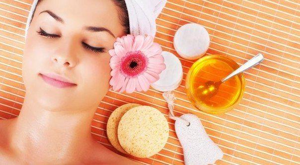 Мед для кожи лица. Свойства и польза. Медовые маски для лица (604x333, 51Kb)