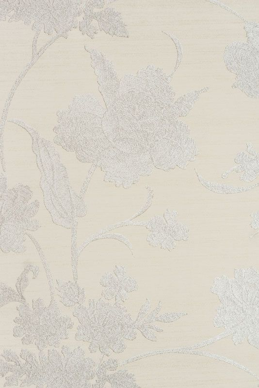 102 best wallpaper images on pinterest wallpaper wall for Cream wallpaper for walls