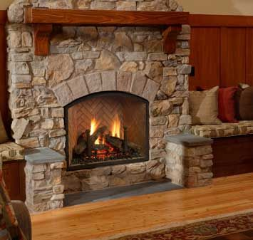 Best 25+ Wood fireplace inserts ideas on Pinterest | Fireplace ...
