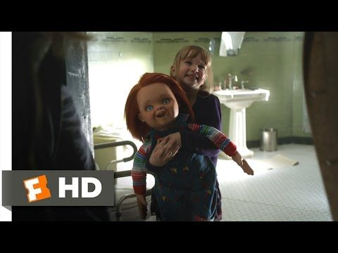 Curse of Chucky (1/10) Movie CLIP - He Scared Me Half to Death (2013) HD - YouTube