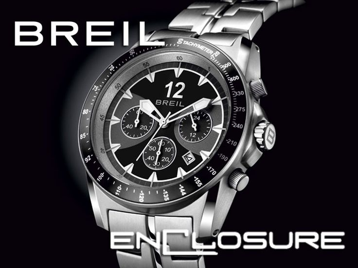 Breil horloges dames - Enclosure