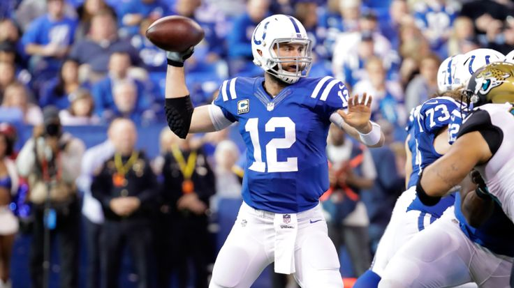 Fantasy Football Draft Prep: Colts offense has upside, but the floor depends on Andrew Luck's shoulder