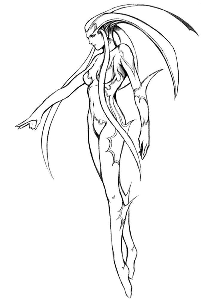 Shiva from Final Fantasy VIII