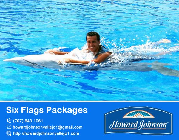 Howard Johnson Vallejo offer attractive #Six_Flags_Packages. Visit At:- http://bit.ly/2xuT4Bg