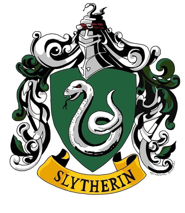 8 Best Slytherin Images On Pinterest