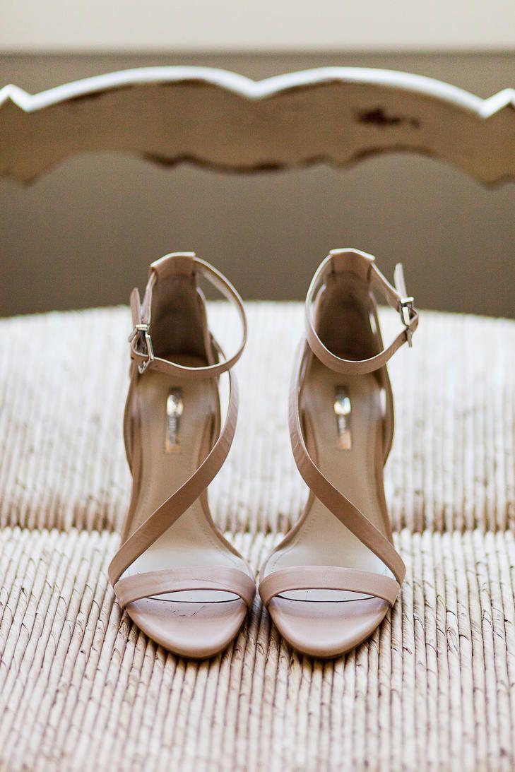 9d96002a8d6daf Blush Strappy Sandals