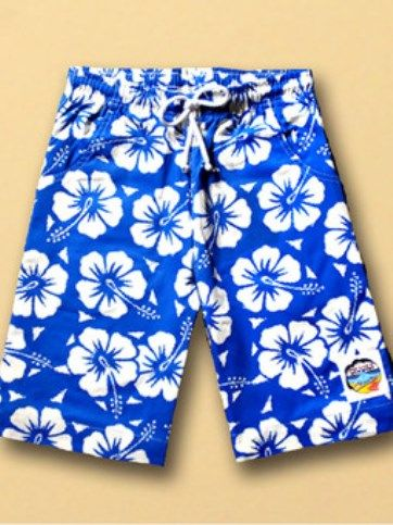 James St | Man of the Moment… Okanui Shorts from Digby's Menswear