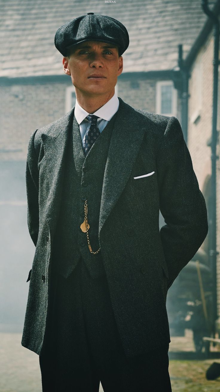 Thomas Shelby Shelby Thomas In 2020 Mannliche Mode Manner