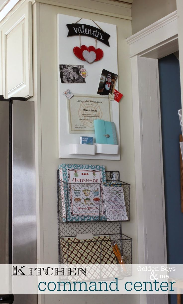 Kitchen Of The Week A Diy Ikea Country Kitchen For Two: 25+ Best Ideas About Kitchen Message Center On Pinterest