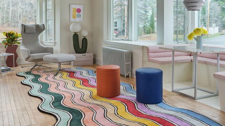 Pine Furniture, Rectangular Rugs, Elements Of Design, Japanese Design, Architectural Digest, House Rooms, Design Firms, Cool Designs, Interior Design