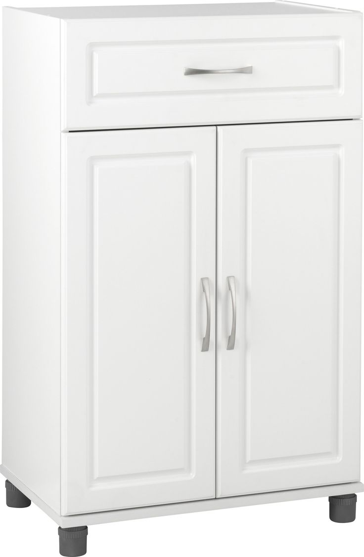 Best Karratha 3 Drawer Accent Chest Pantry Storage Cabinet 400 x 300