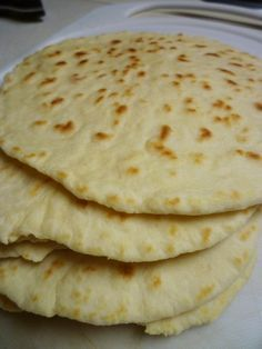 Authentic Mexican Flour Tortilla Recipe