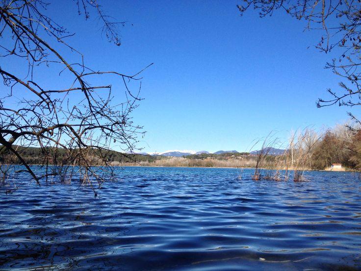 De l'aigua de l'estany a la neu dels Pirineus! / 13-02-2014