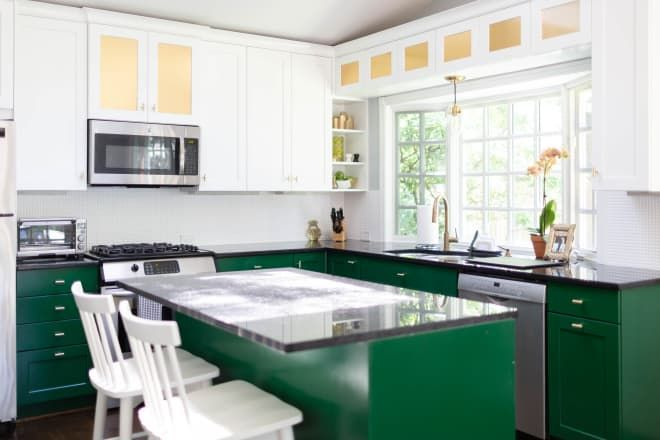 Macy S Is Kicking Off Presidents Day Weekend With Huge Savings On Kitchen Favorites Home Kitchen Cabinet Colors Declutter