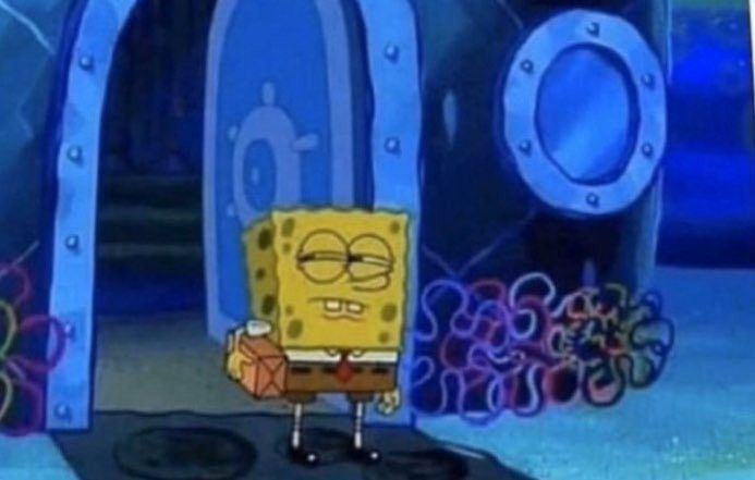 Pin By Sami On Reactions In 2020 Funny Reaction Pictures Spongebob Cute Memes