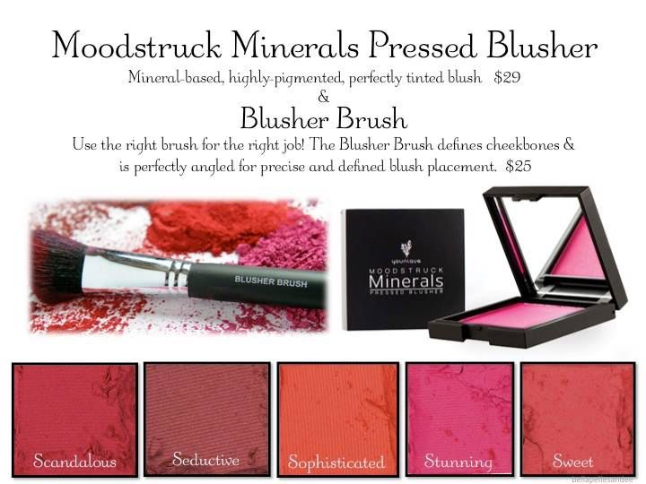 Any TERRIFIC blusher needs a SPECTACULAR blusher brush! Right? Well now you can get both all in the same place! Choose from 5 AH-MAZING Pressed Blusher colors & get the perfect Blusher brush! Just click on the picture or the link below! https://www.youniqueproducts.com/MVeitch