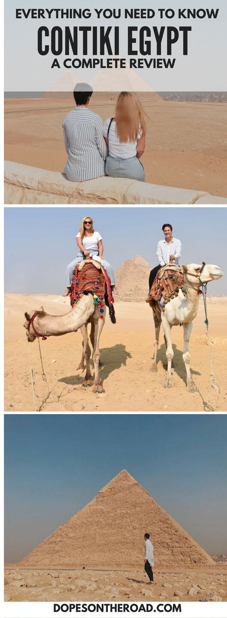 This LGBT friendly Egypt Travel guide walks you through a complete review of Contiki Egypt.