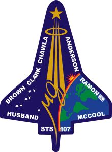 2003 ~ Yet another tragic day in Space history ~ Space Shuttle Columbia disaster ~ a community mourned the loss. Always remembered in our <3 's