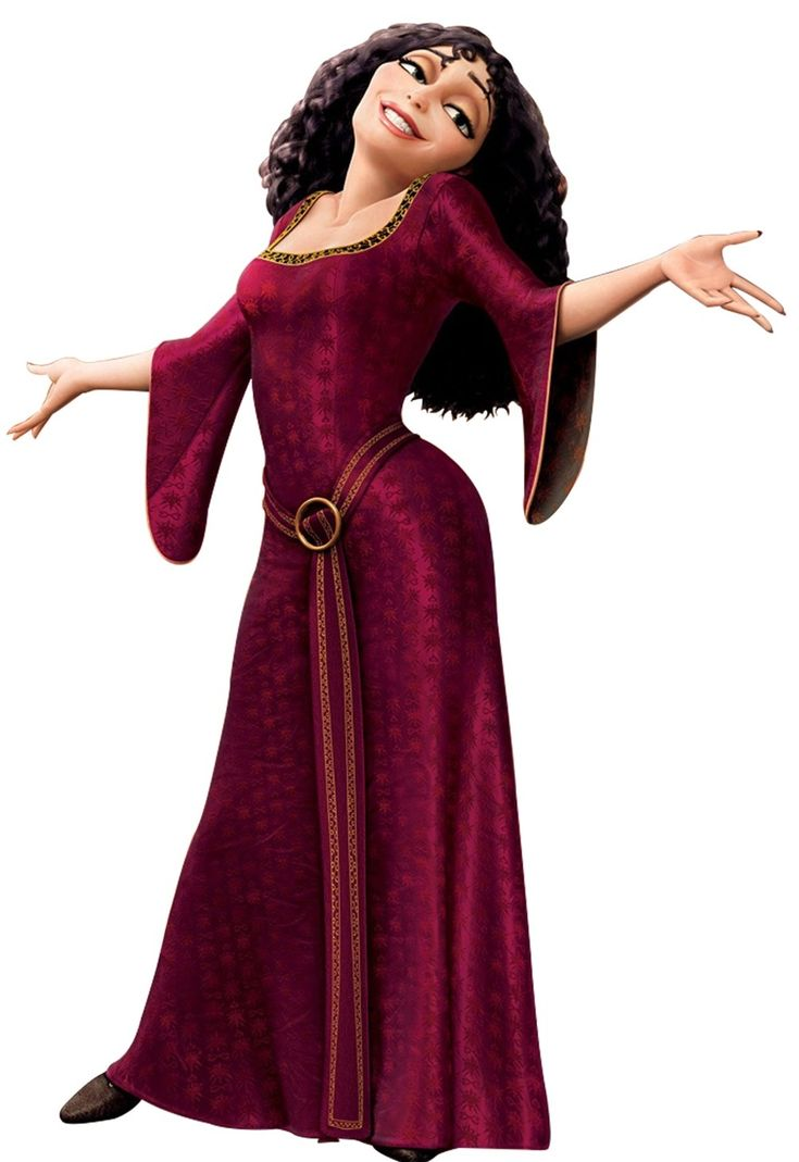 It's sad that one of the only women in all of Disney that actually looks like a real woman is evil. :/