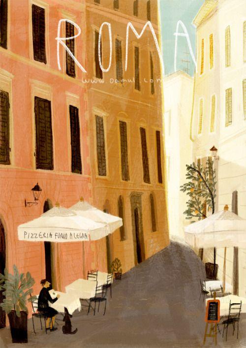 illustration by Oamul