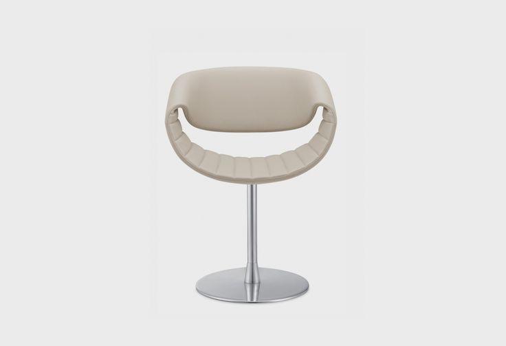 Little Perillo Pedestal Swivel | Kada* Commercial Furniture